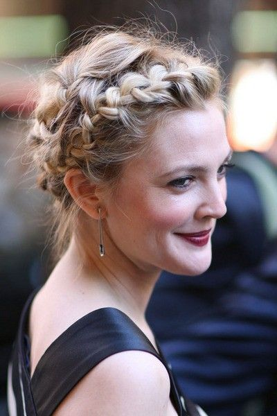 15 Celebrities Tell You How to Style Crown Braids - FlawlessE