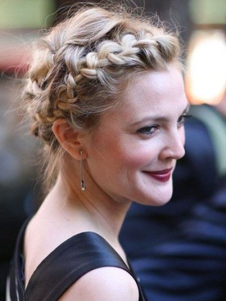 15 celebrities tell you how to style Crown Braids | Braids for .