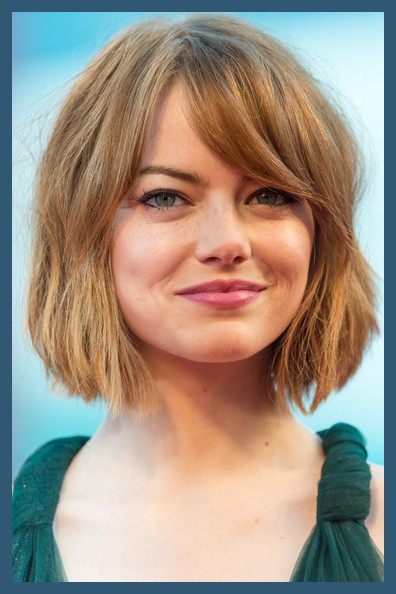 Chin Length Hairstyles 1587 Celebrity Chin Length Hairstyles for .