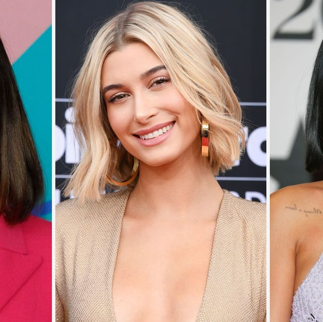 50 Bob and Lob Haircuts 2019 and 2020 - Best Celebrity Bob Hairstyl