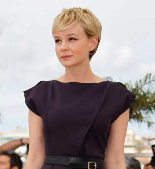 15+ Best Carey Mulligan Pixie Cut - Love this Ha