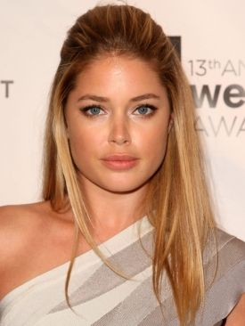 Celebrity Half-up Half-down Hairstyles