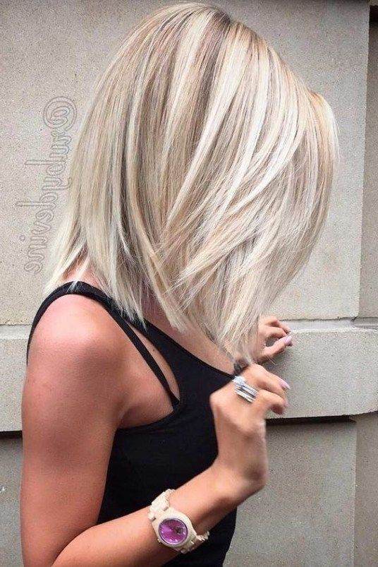 Most Charming Blonde Hairstyles for 2019 | Hair lengths, Blonde .