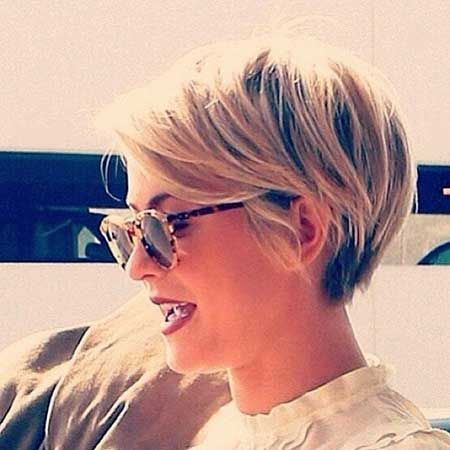 Charming Super Short Hairstyles