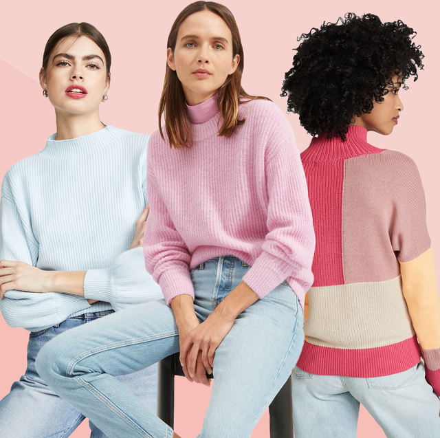 Chic and Classic Turtleneck Sweaters for   This Season