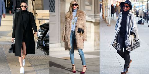 50 Turtleneck Outfits for a Chic Winter Look - How To Wear A .
