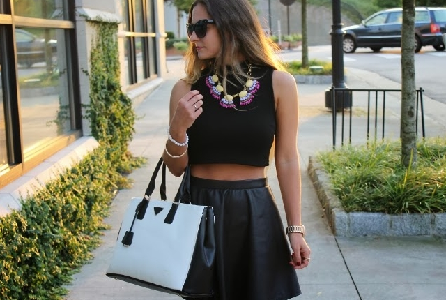 7 Chic And Crisp Crop Tops For All Styles | WomensOK.c