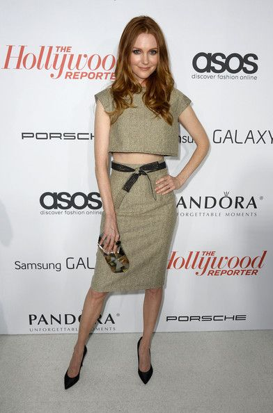 Darby Stanchfield Photos Photos: Arrivals at The Hollywood .