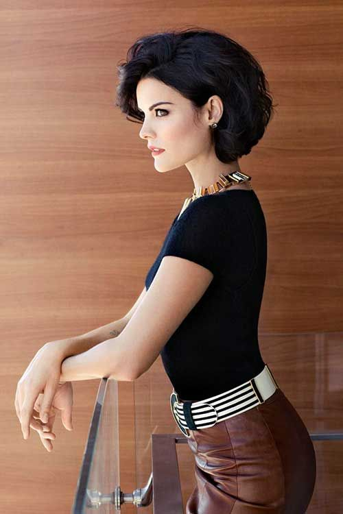 28 Most Chic Dark Hair Ideas To Try - Styleohol