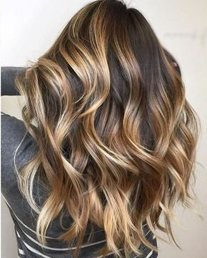 100+ Best Ideas About Brown Hair Caramel Highlights | Balayage .