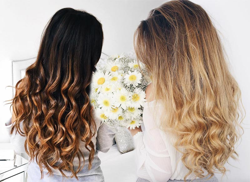 51 Chic Long Curly Hairstyles: How to Style Curly Hair - Glows