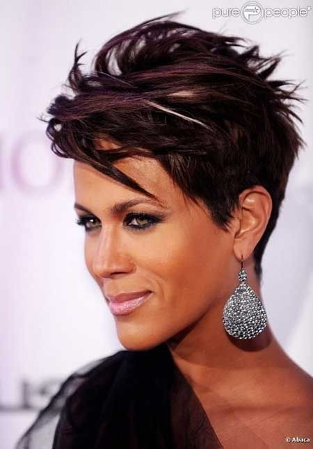 12 Fabulous Short Hairstyles for Black Women | Styles Week