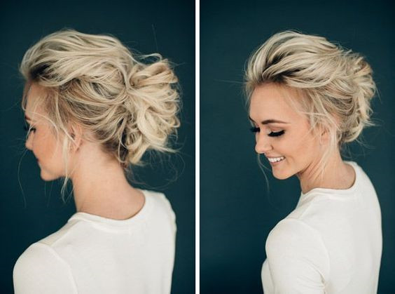 Chic Short Wedding Hairstyles