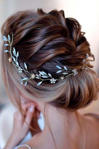 50 Chic and Stylish Wedding Hairstyles for Short Hair!! #hot .