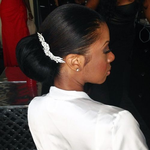 40 Chic Chignon Buns That Bring the Class into Formal and Casual .