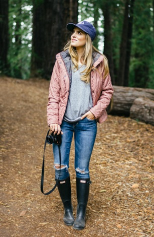 How To Wear Rain Boots | What To Wear With Rain Boots - SHEfin