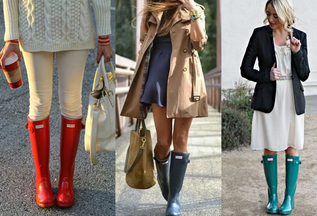 What to Wear with Rain Boots: Best Outfit Ideas | Fashion Rul