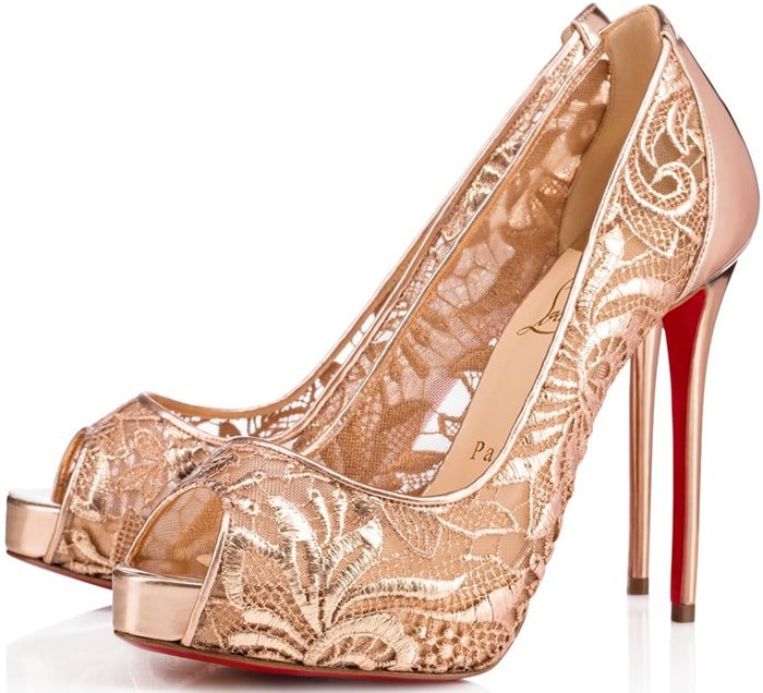 Christian Louboutin Wedding Shoes – WEDDING INSPIRATIO