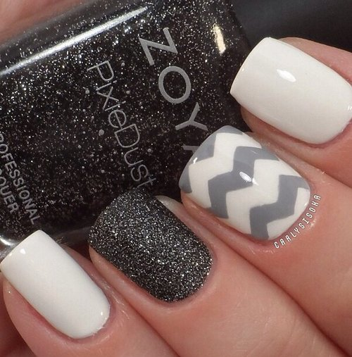 20 Classic Nail Designs You'll Want to Try Now! - Pretty Desig