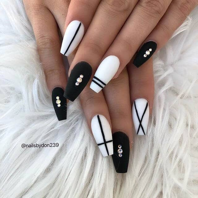 50 Fun and Fashionable White Nail Design Ideas for Any Occasion in .