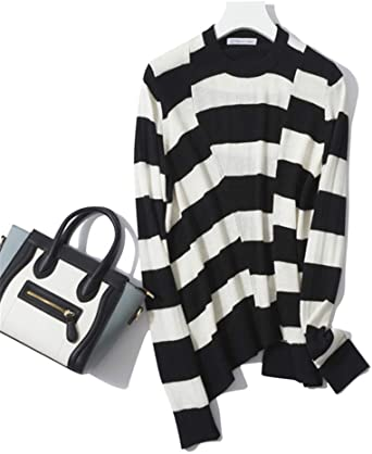 Classic Black and White Sweaters   Collection for Spring