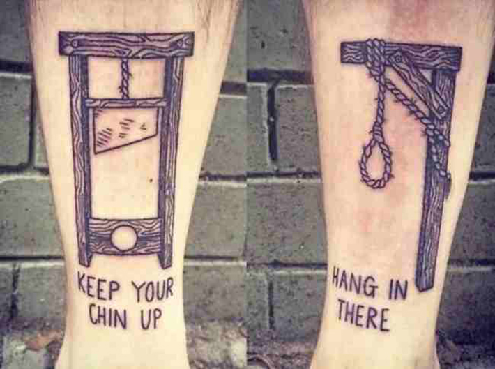 20+ Clever Tattoo Designs You Will Ever See - Atchuup! - Cool .