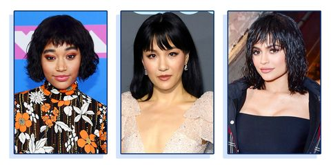9 Cute Hairstyles With Bangs - How To Style Bangs in 20