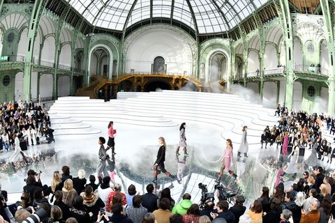 Chanel's Fall 2020 Collection at Paris Fashion We