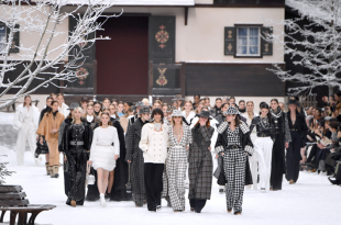 Paris Fashion Week 2019 FW: Lh Loves & A Karl Lagerfeld Goodb