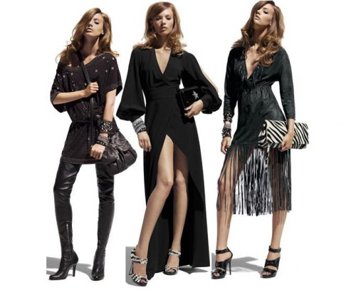 Jimmy Choo H&M Women's Collection Preview - nitrolicious.c