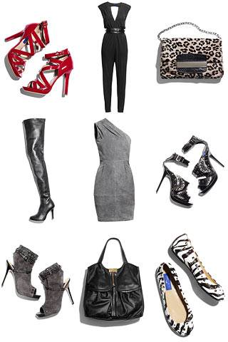 Jimmy Choo for H&M Sneak Preview | Glamour