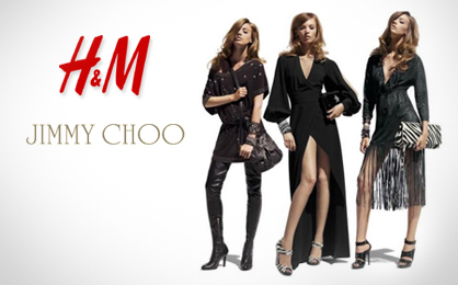 LUX Glimpse: H&M and Jimmy Choo Collaborate for New Fall .