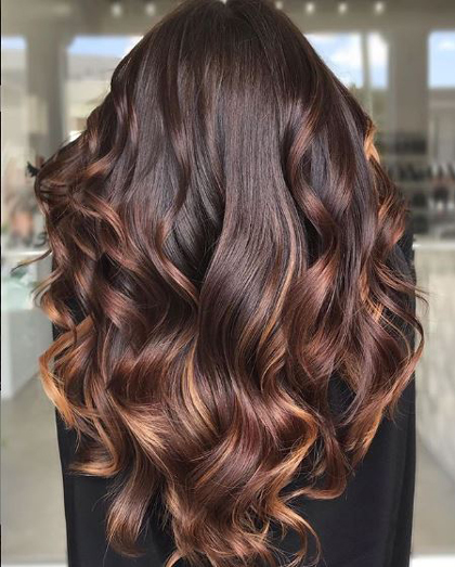 Hair Color Ideas For Brunettes | Redk