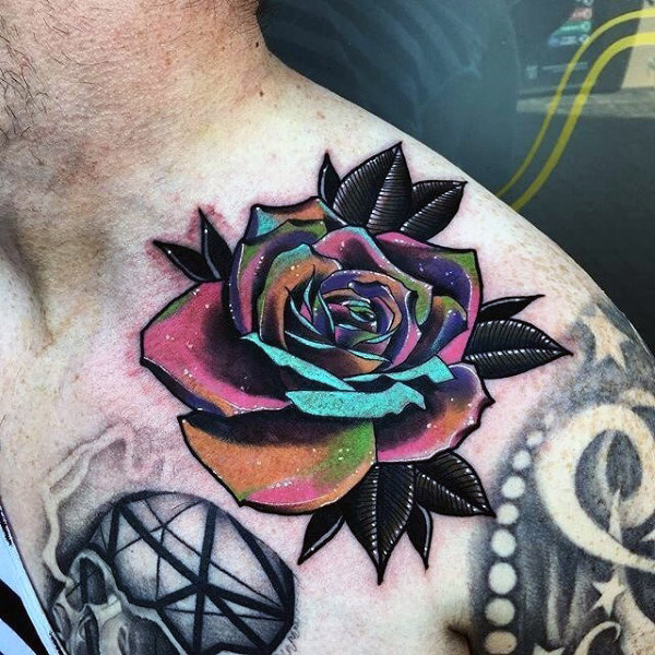 Colorful Tattoo Designs