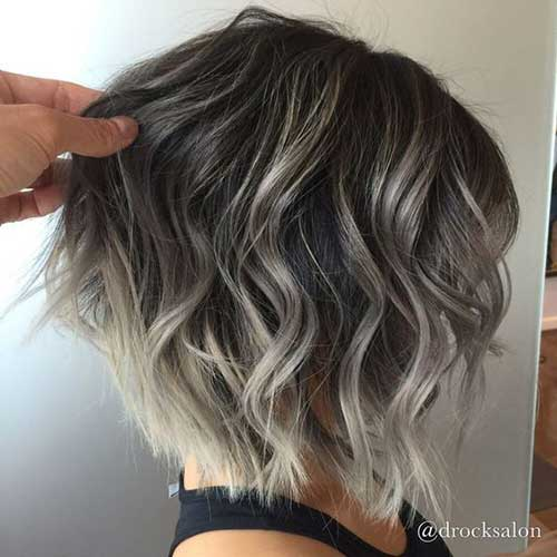 Different Short Hair Color Ideas | Short Hairstyles & Haircuts .