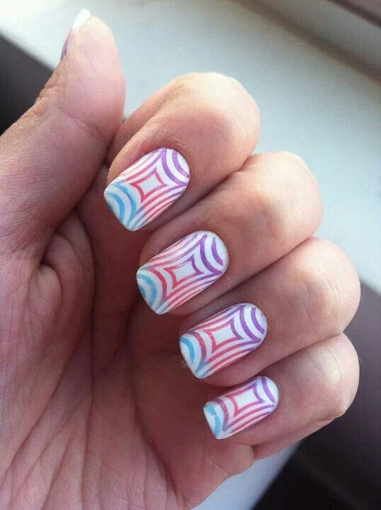 Cool and Pretty Nails for Every Girl | Kreative nägel, Nagelkunst .