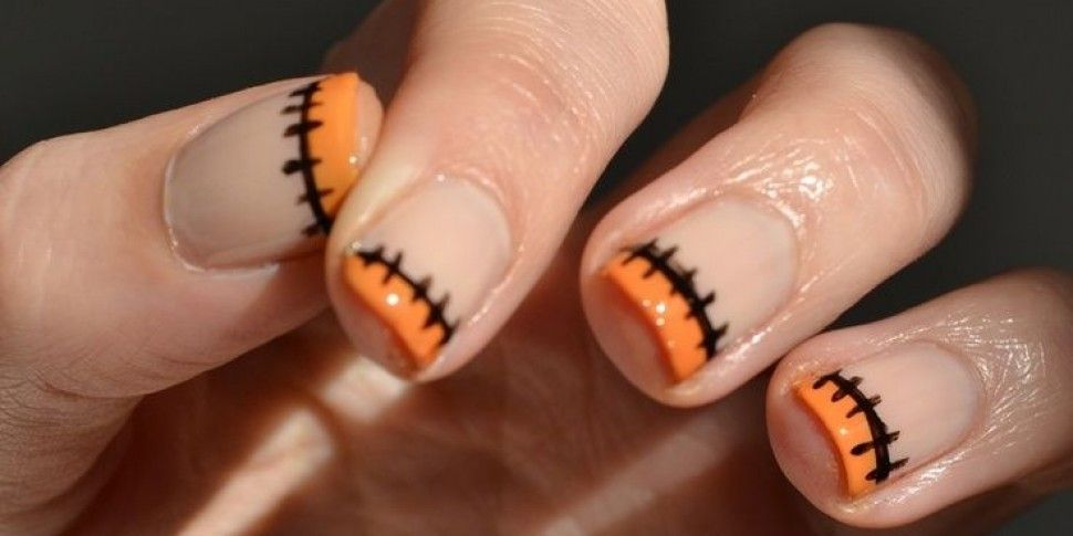 5 Easy Halloween Nail Art Ideas | SPINSouthWe