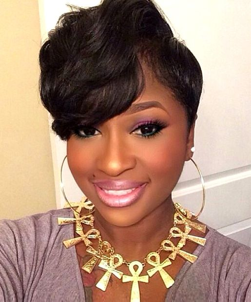 Cool Hairstyles for African American   Women