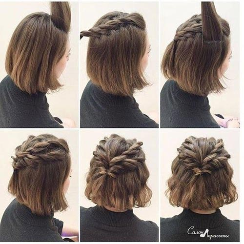 Cool Hairstyles For Short Hair Lilostyle