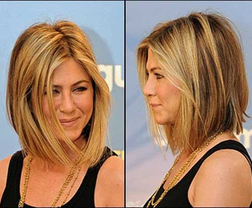 10 Jennifer Aniston Bob Haircu