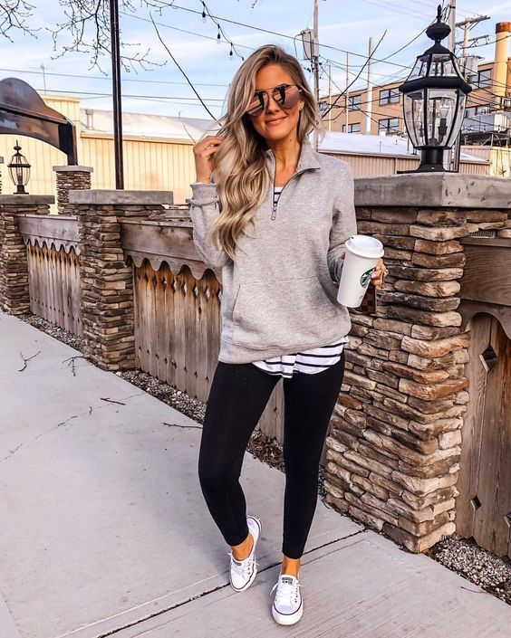 FAVORITE LOOKS SPRING 2019 | Outfits with leggings, Casual .