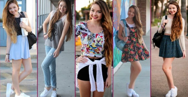 10 Stylish Spring Outfit Ideas for School   Pout