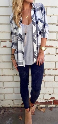 20 Trendy Spring Outfit Ideas   Casual fall outfits, Fashion, Cute .