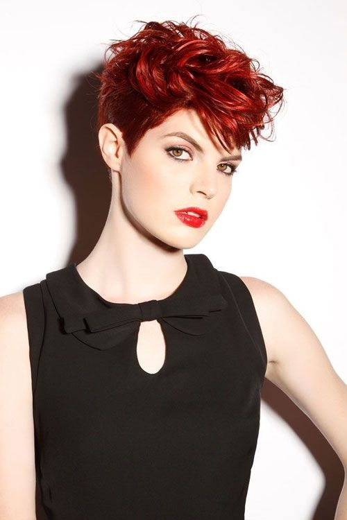 Cool Short Hairstyles for Spring