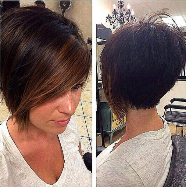 30 Cool Short Hairstyles For The Summer | Cool short hairstyles .