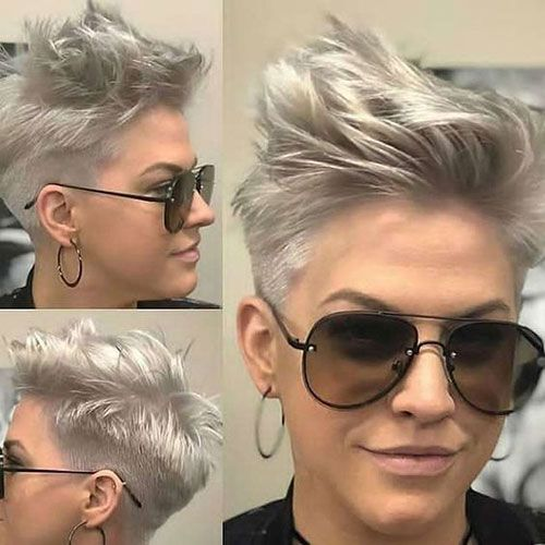 20 Latest Edgy Pixie Haircuts | Edgy pixie hairstyles, Edgy pixie .