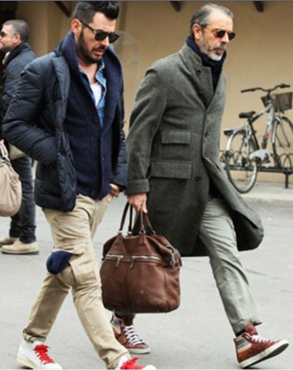 Milan Street Style, Pitti Uomo, Men's Fall Winter Fashion .