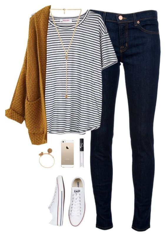 25 Cute Casual-Chic Outfit Ideas for Fall - Pretty Desig