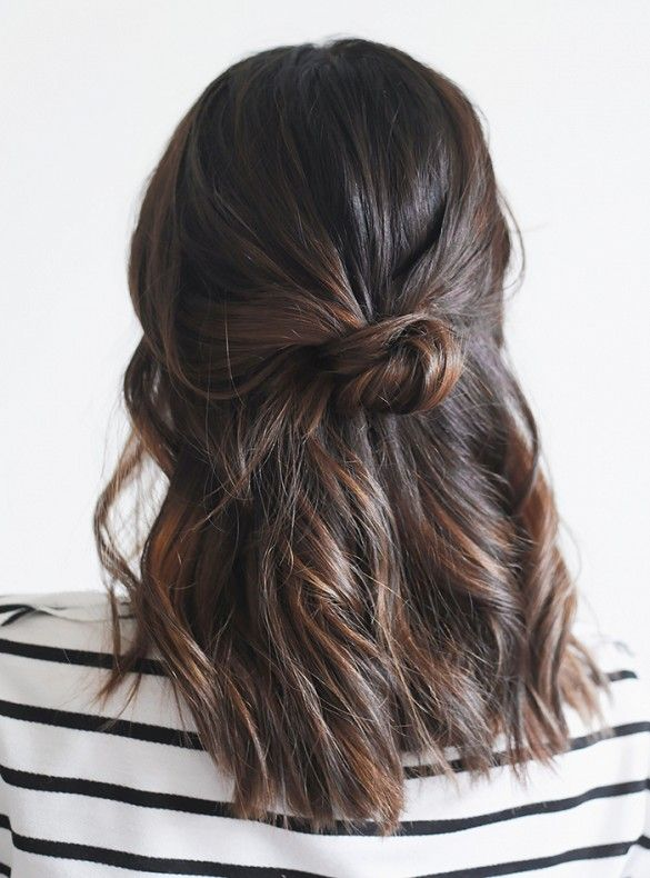 15 Effortlessly Cool Hair Ideas to Try This Summer | Hair styles .