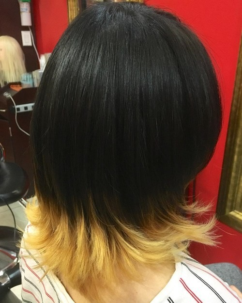 Cool Two-tone Hair Ideas for Short, Medium and Long Hair - Haircut .